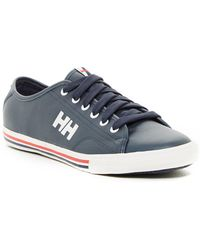 Helly Hansen | Fjord Leather Trainer | Lyst
