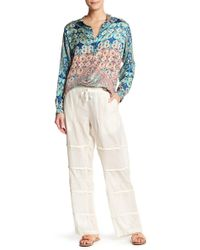 Johnny Was - Pleated Trousers - Lyst