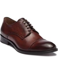 Gordon Rush - Cap Toe Derby - Lyst