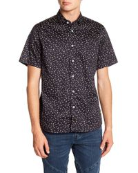 Descendant Of Thieves - Fly Free Slim Fit Shirt - Lyst