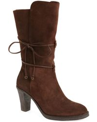 Johnston & Murphy - 'jeanie' Mid Calf Boot (women) - Lyst
