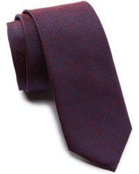 Ben Sherman - Laurence Solid Silk Tie - Lyst