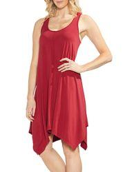 Vince Camuto - Jersey Tank Dress - Lyst