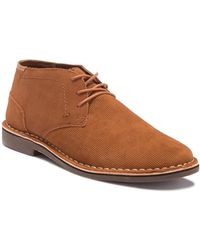 Kenneth Cole Reaction - Desert Wind Suede Chukka Boot - Lyst
