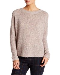 French Connection - Long Sleeve Sweater - Lyst
