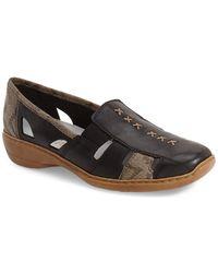 Rieker Antistress - 'doris' Cutout Loafer (women) - Lyst