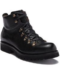 Frye - Earl Leather Hiker Boot - Lyst