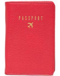 Aimee Kestenberg - Leather Passport Holder - Lyst