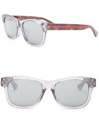bac4b0685d Lyst - Gucci Men s Aviator Sunglasses for Men