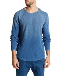 Lucky Brand - Long Sleeve Crew Neck Thermal - Lyst