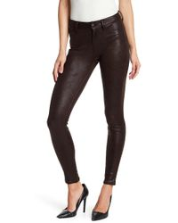 Level 99 - Janice Mid Rise Jeggings - Lyst