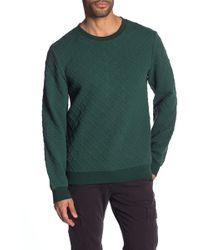 Sovereign Code - Habecker Textured Pullover Sweatshirt - Lyst