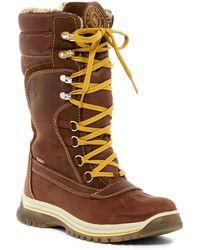 Santana Canada - Modena Wool Lined Waterproof Boot - Lyst