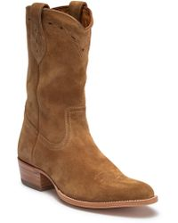 Frye - Flynn Pull-on Western Boot - Lyst