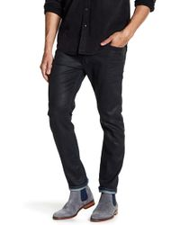 DIESEL | Tepphar Button Fly Black Jeans | Lyst