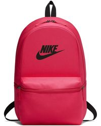 Nike - Solid Heritage Backpack - Lyst