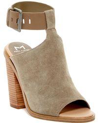 Marc Fisher - Vashi Ankle Strap Sandal - Lyst