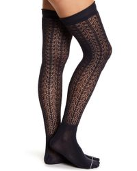 Yummie By Heather Thomson | Seastrand Over-the-knee Socks | Lyst