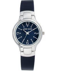 Anne Klein - Women's Quartz Bangle Watch, 30mm - Lyst