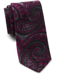 Ted Baker - Tapestry Paisley Silk Tie - Lyst