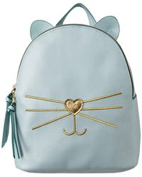 T-Shirt & Jeans - Metallic Cat Backpack - Lyst
