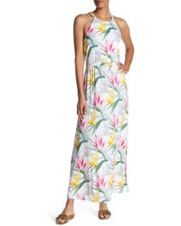 Tommy Bahama - Notorious B.o.p. Sleeveless Maxi Dress - Lyst