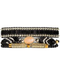 Hipanema - Lana Beaded Mini Bracelet - Lyst
