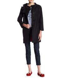 Kate Spade | Kendall Bow Detail Coat | Lyst