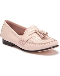 Cole Haan - Jagger Soft Woven Leather Loafer - Lyst