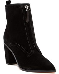 Schutz - Nayra Pointed Toe Boot - Lyst