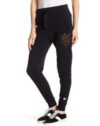 True Religion - Embellished Skinny Sweatpants - Lyst