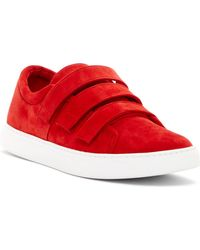 Kenneth Cole - Kingvel Leather Sneaker - Lyst