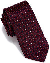 Perry Ellis - Seneca Geo Print Tie - Lyst