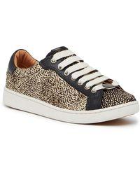 UGG - Milo Genuine Calf Hair Sneaker - Lyst