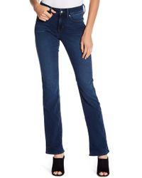 NYDJ - Billie Bootcut Jeans - Lyst