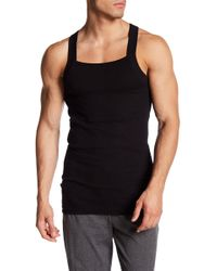 2xist - Square Cut Tank - Pack Of 2 - Lyst