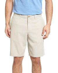 Tommy Bahama - Havana Herringbone Silk Blend Chino Shorts - Lyst