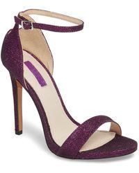 TOPSHOP - Raphie Ankle Strap Sandal - Lyst