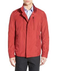 Sanyo - Fashion House 'parker' Water Resistant Jacket - Lyst