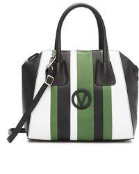 Valentino By Mario Valentino - Minimi Leather Satchel - Lyst