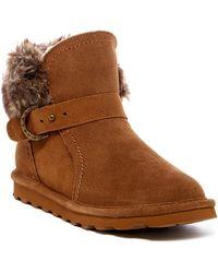 BEARPAW - Koko Genuine Shearling Boot - Lyst