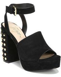 Fergie - Jolie Studded Platform Ankle Strap Sandal - Lyst