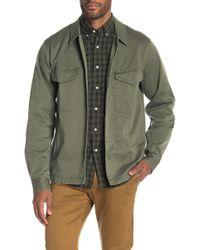 J.Crew - Military Shirt Jacket - Lyst