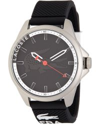 Lacoste - Men's Capbreton Silicone Watch - Lyst