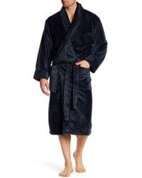 Daniel Buchler - Heathered Plush Robe - Lyst