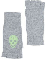 Skull Cashmere - Wool & Cashmere Blend Luther Glove - Lyst