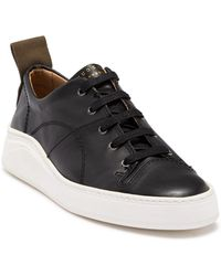 H by Hudson - Oyama Leather Trainer - Lyst