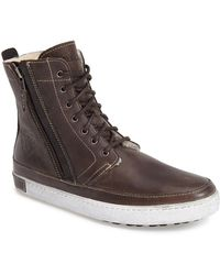 Blackstone - 'gm05' High Top Trainer - Lyst