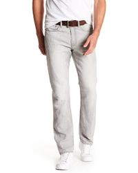 "Lucky Brand - 121 Heritage Slim Fit Jeans - 30-34"" Inseam - Lyst"