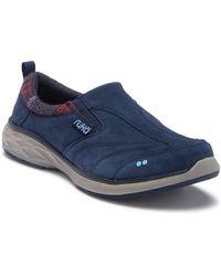 Ryka - Terrain Leather Slip-on - Lyst